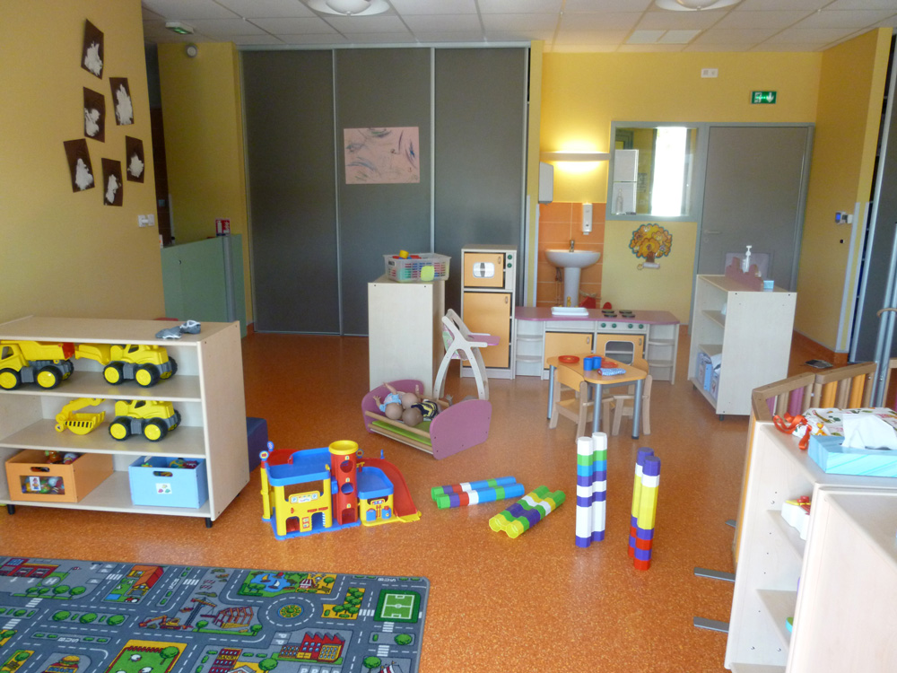 PHOTO-CRECHE Toulon-sur-Allier